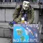 התקפות DDoS: מחאה חברתית מקוונת?